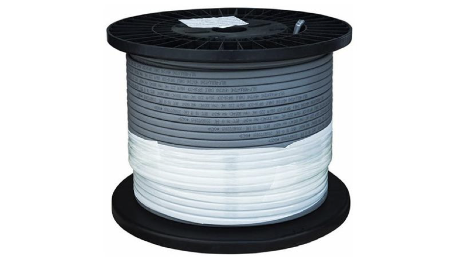 Отопление греющим кабелем